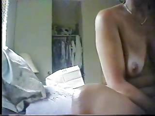 mummy masturbates. great quality hidden web camera