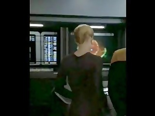 jeri ryan star trek ass compilation mq