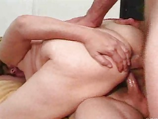 heavyset mature woman shows she is can not handle