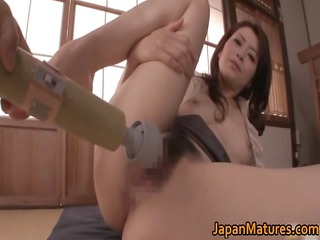slutty japanese aged women engulfing part7