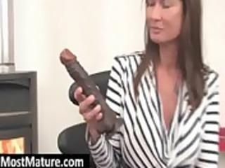 tattooed mamma fucking sex toy