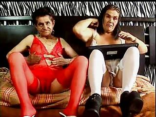 granny s lesbian en webcam 7