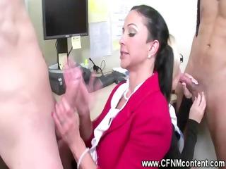 dressed secretaries love face sitting