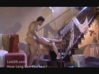 sexy d like to fuck fucks the painter