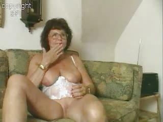 pleasing granny masturbating