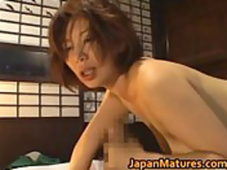 chisato shouda outstanding mature japanese