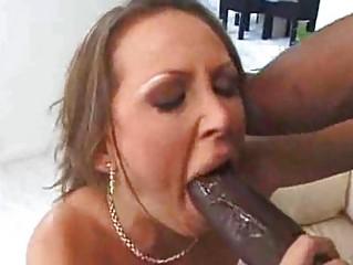 white milf wife copulates black man interracial