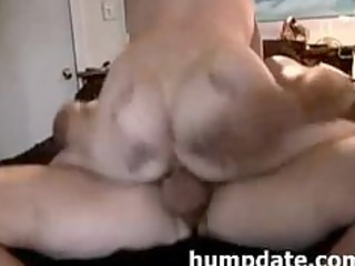 sexy wife with hawt booty rides hubbys weenie