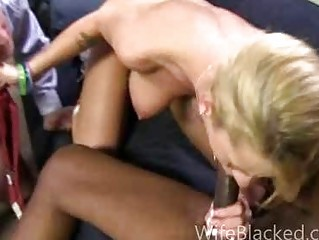 cuckold wife prefers darksome pecker whilst