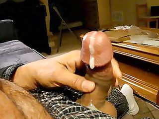 just one greater quantity jizz flow after wife