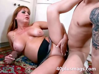 janice screwed doggy style by lad