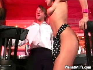 slutty milf sucks massive ramrod and receive
