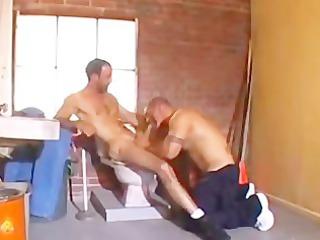 hawt greasy muscle bb fuck