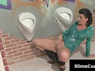 cock sucking d like to fuck showered in cum while