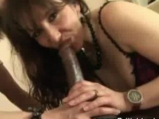 older brit femdom interracial orall-service