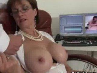 british large meatballs aged lady handjob