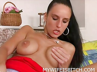 wife dildo fuck
