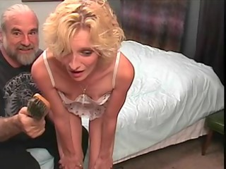 slinky golden-haired mother id like to fuck gets