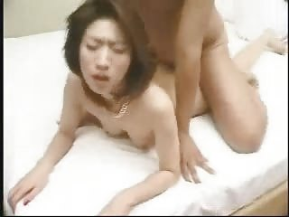 oriental mother i doggy style screwed with body