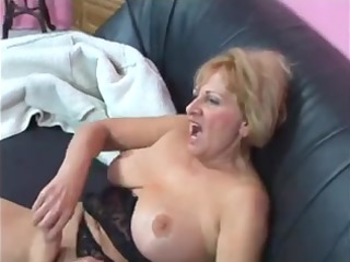 granny acquires fucked