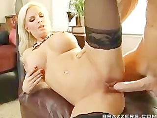 large titted golden-haired diamond foxxx screwed