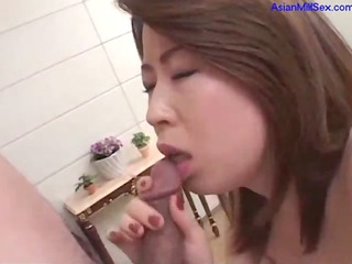 mature woman getting her nipples sucked curly
