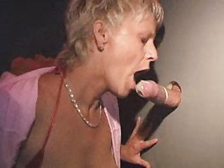older german lady in sexshop