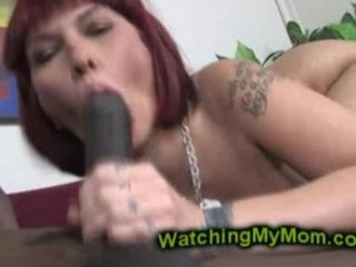 redheaede milf carri ann gets drilled in front of