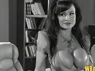 breasty space d like to fuck lisa ann engulfing