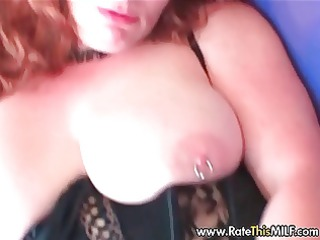 busty granny d like to fuck with floppy mangos in