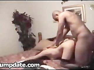 hawt milf acquires rammed hard by her dark date