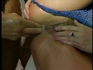mum t live without cock, fist in ass &; cum-hole