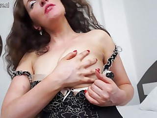 charming d like to fuck masturbating on bed
