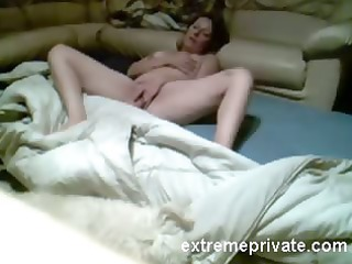 my masturbating mama caught on spy camera