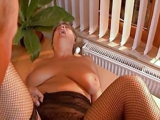 grandma acquires dicked hard from younger fellow