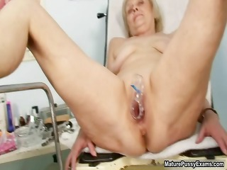 doctor abusing a mmf grandma part8
