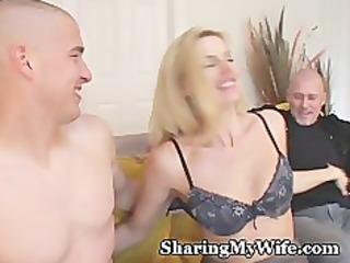 aged wife seeks juvenile man