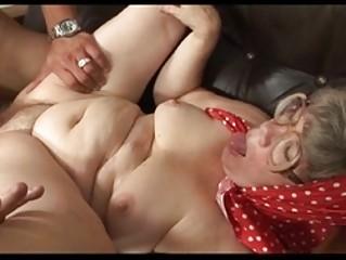 granny gets the most excellent big o of h