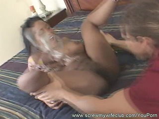 wife groaning a lot