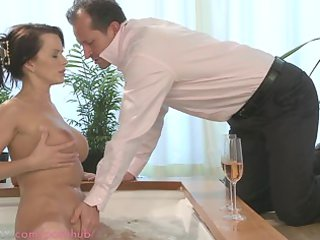 mama glamorous milfs brought to climax