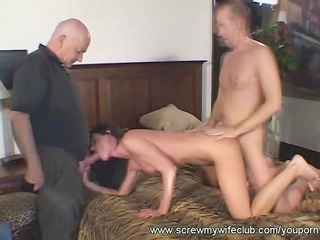 wife licking giant and juicy ramrod