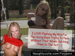 florida flasher – in nature in public
