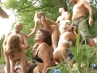 xxx fuckfest mature outdoor