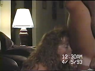 wife takes biggest load to face
