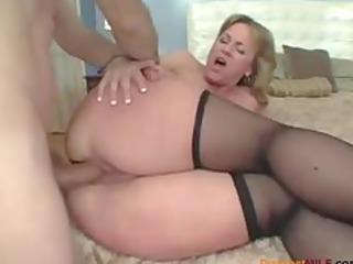 big wazoo mamma likes anal sex
