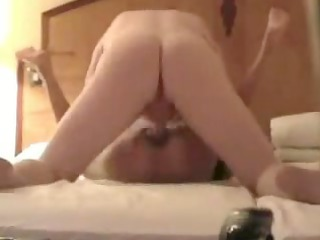 guy pounds my slit in hotel room