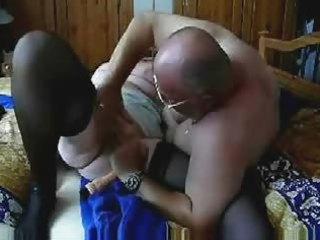 grand-dad and grandma ( 25 years )