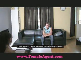 femaleagent talented weenie