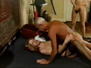 mature man ....grand daddy jean villroy shagging