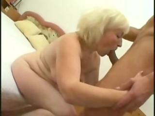 grannies fuck with youthful mate